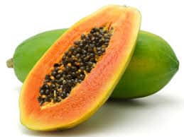 how to get rid of oily skin permanently - papaya is one of theme